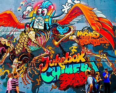 See No Evil Street Art, Street Art Festival,